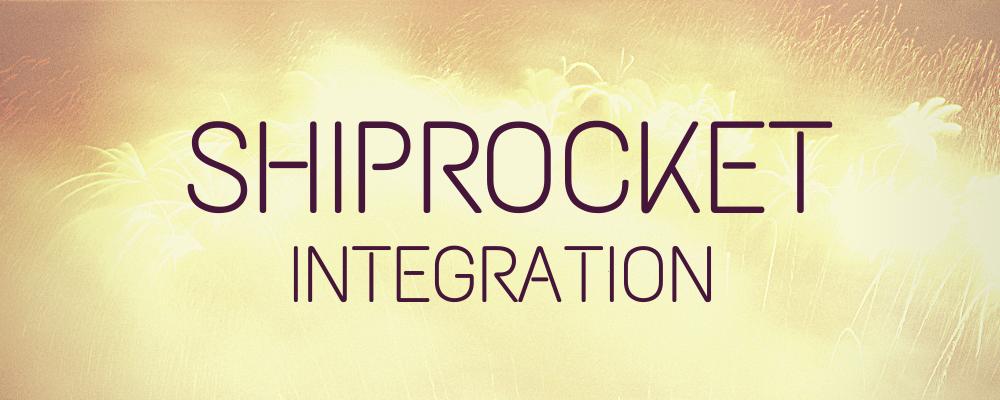 Agnicart Shiprocket Integration
